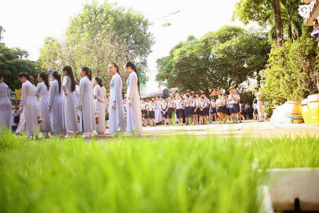 IMG 1768 Đại lễ Phật đản PL 2557 tại Tu viện Quảng Hương Già Lam