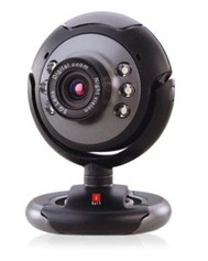 Iball face2face c8.0 web camera