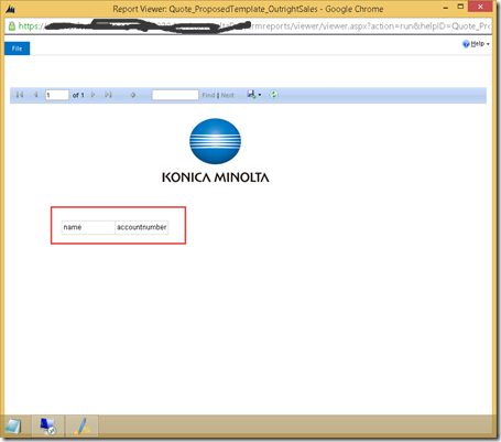 CRM 2011/CRM 2013 Filtered View Return No Data ~ Ms