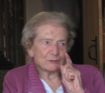 Melba Isobel Sloman: 87, Not Out!