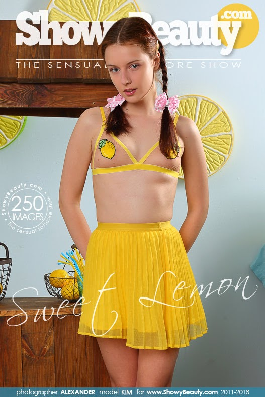 [ShowyBeauty] Kim - Sweet Lemon 1538680754_showybeauty-cover