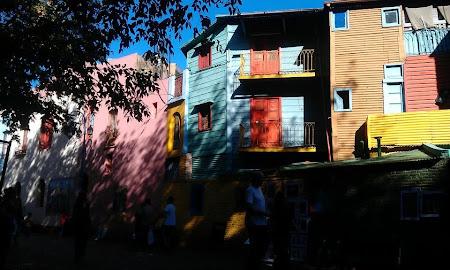 Doi romani si-un tricolor in jurul lumii: Buenos Aires, Argentina