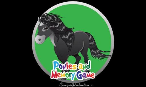 pony memory