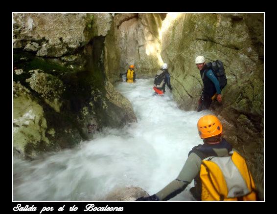 Zona surgencia del río Bocaleones