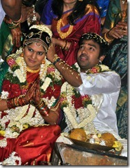 Actor Mirchi Shiva Marriage Photos