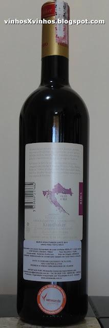 Vinho da Croácia