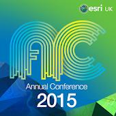 Esri UK Annual Conference 2015