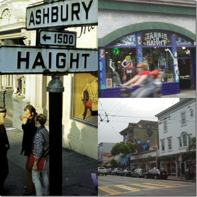 Haight Collage