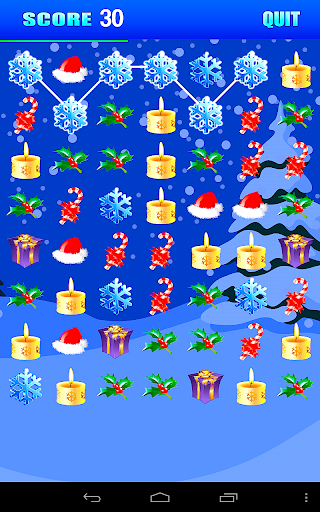 玩免費拼字APP|下載Frozen Christmas Loop Combos app不用錢|硬是要APP