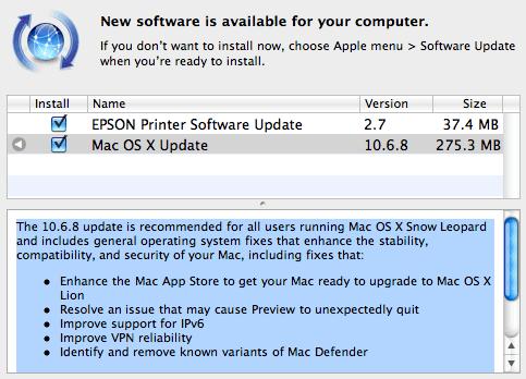 MAC TÉLÉCHARGER X MOZILLA 10.6.8 OS