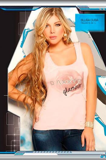 Angelica Jaramillo y Sofia Jaramillo Axxys Jeans Foto 5
