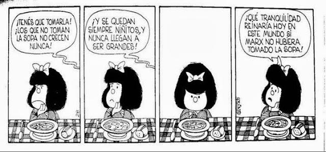 frases graciosas-Quino-Mafalda