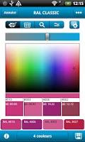 Screenshot of Colorix.com
