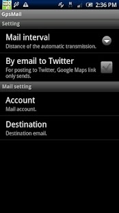 Download GpsMail APK for Android