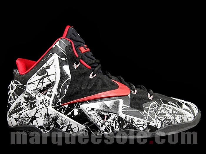 ... Coming Soon8230 Nike LeBron XI Graffiti 616175100 ... 8bac174e8
