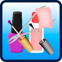 nails shop games icon