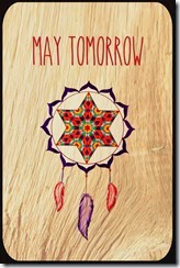 May Tomorrow logo