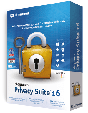 Steganos Privacy Suite v16.1.1.1 Build 11290 Full