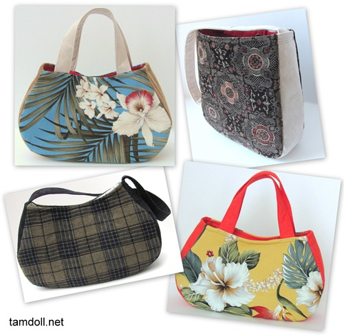 Bags by Tamdoll