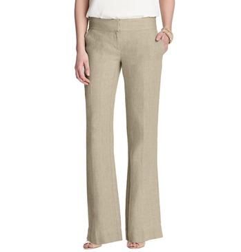 Loft Linen Pants
