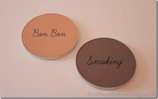 nevecosmetics bon bon e smoking