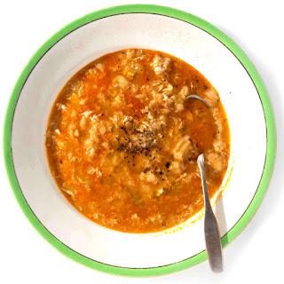 Sopa de Ajo (Castilian Garlic and Bread Soup).