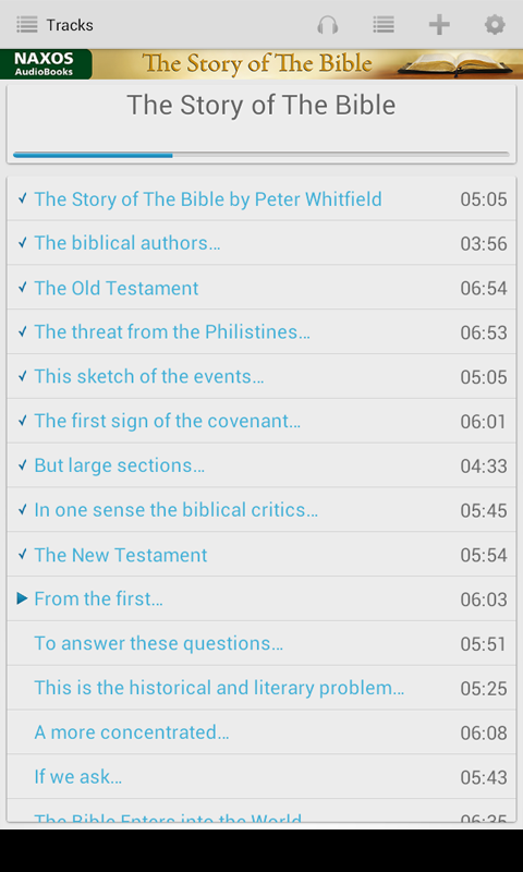 The Story of the Bible- screenshot