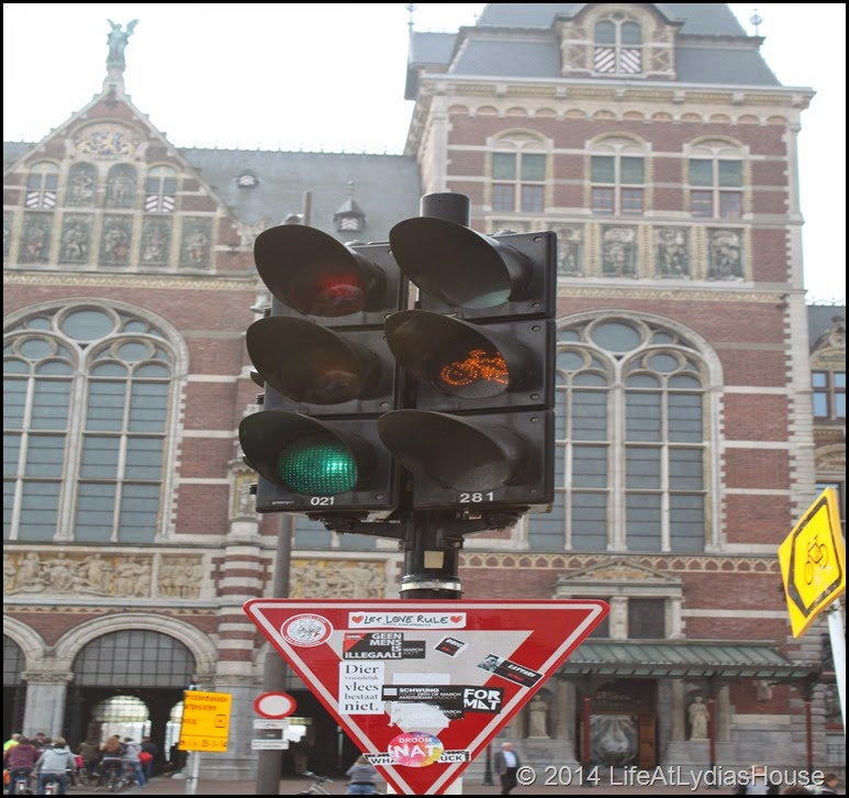 bike lane traffic light