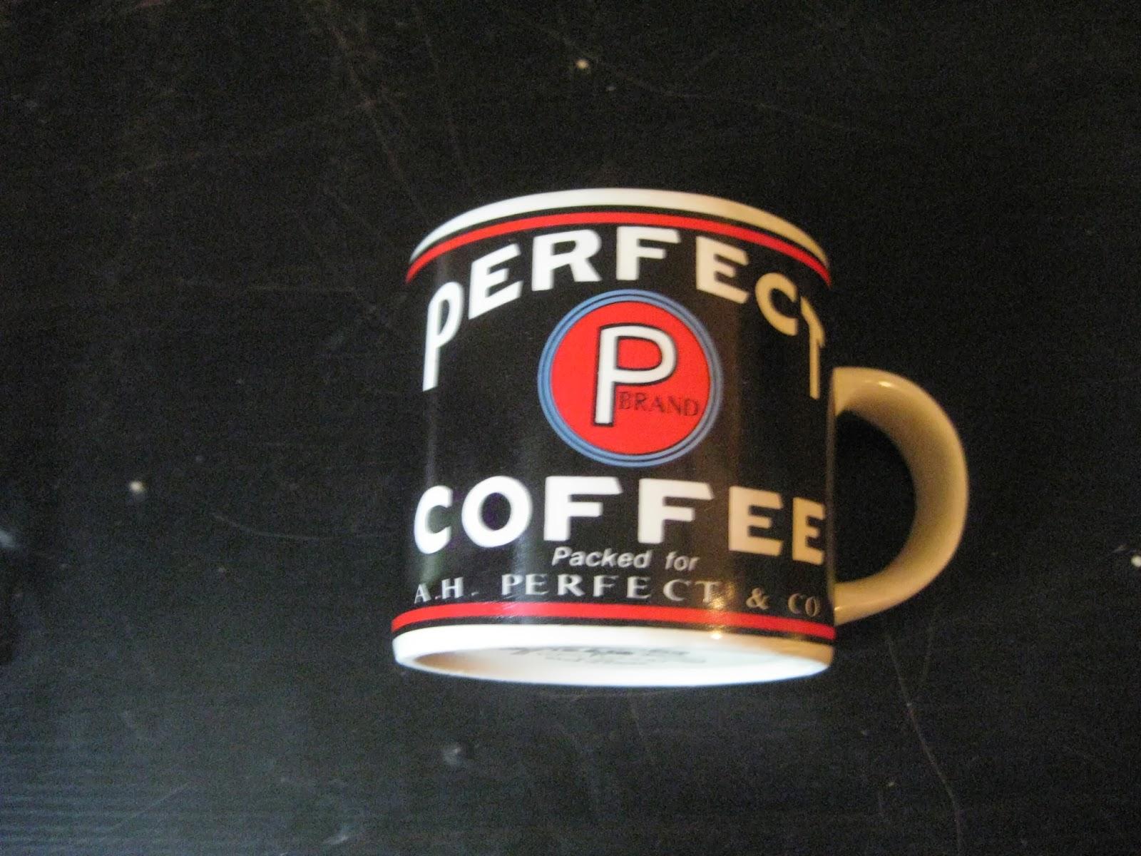 Perfect Yesteryear Westwood Mug 1992