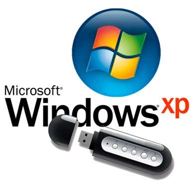 Mini Windows XP USB [Solo 37 MB] [Mediafire]