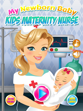 Newborn Baby Maternity Nurse apk screenshot