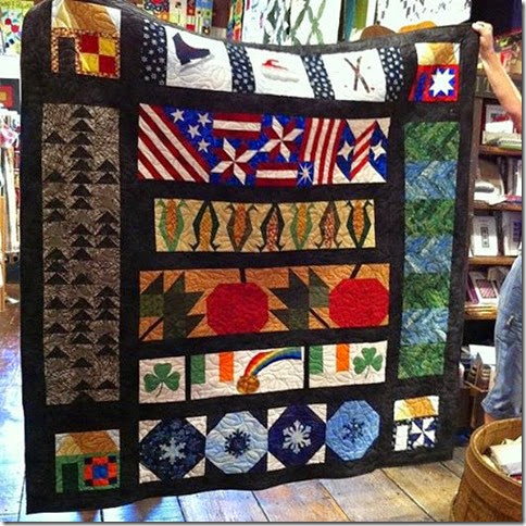 rowbyrow quilt