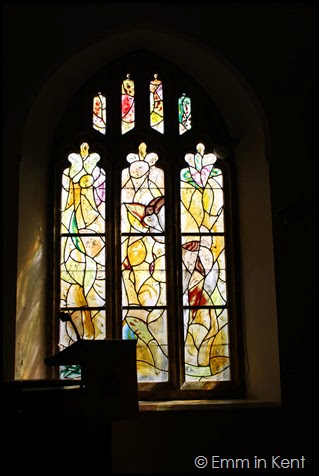 Joy and Hope, All Saints Tudeley