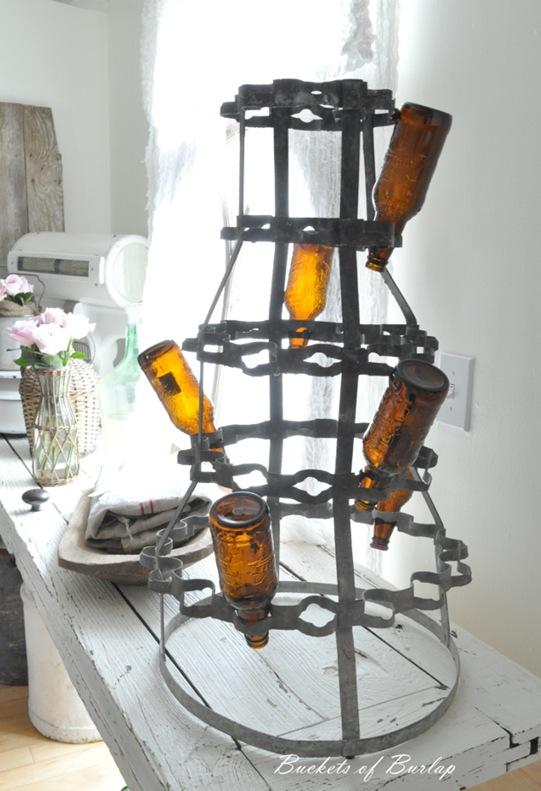 breakfast nook rootbeer bottles