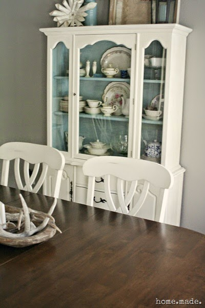 Dining Table and Armoire