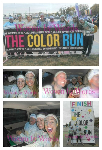 Color Run Collage 2