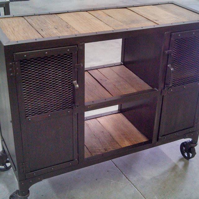 Real Industrial Edge Furniture Llc: Work