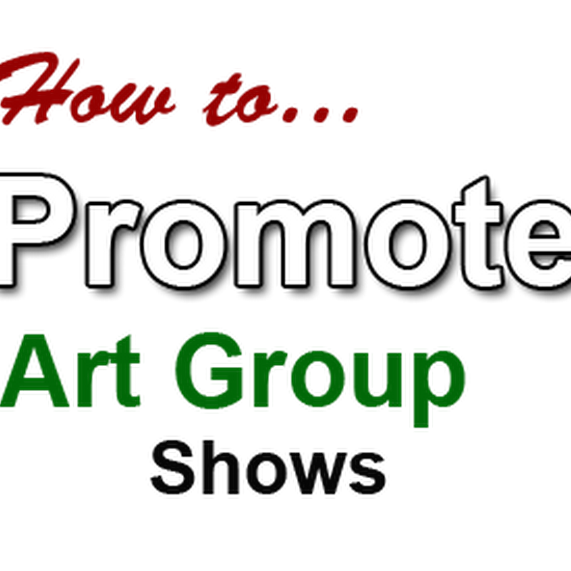 How to Promote Art Group Shows and Attract more People