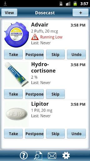 Dosecast - Medication Reminder