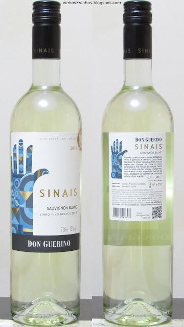 Don Guerino sauvignon blanc