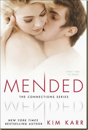 MENDED Cover Photo