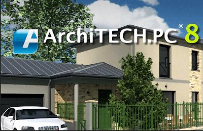 ArchiTECH PC Version 8.0.22 Final [Herramiente de diseño y modelado en 3D] 851d3f885cf1ec7a4e732f54d2f