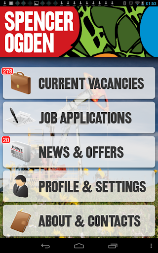 【免費生活App】Spencer Ogden Jobs-APP點子