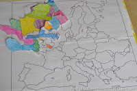 Continent Study: Europe Part I