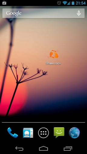 Shake Lock
