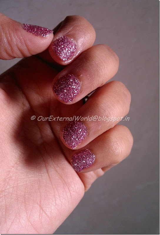 Nnails-light-purple-glitter-nailart