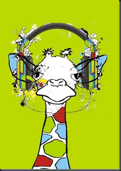 headphonesgirraffe