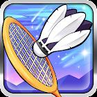 Badminton free icon