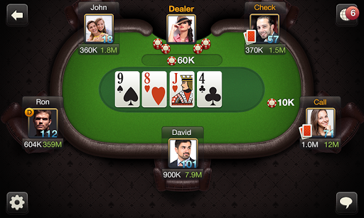 Poker Games: World Poker Club  gameplay | by HackJr.Pw 6