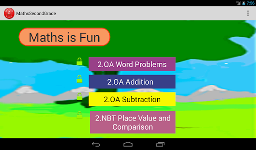Second Grade Kids Math Guru – Apps bei Google Play